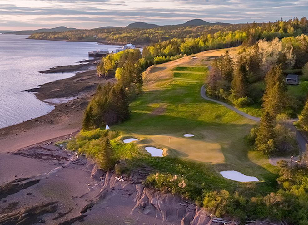 Golf at Algonquinresort, Andrews By The Sea