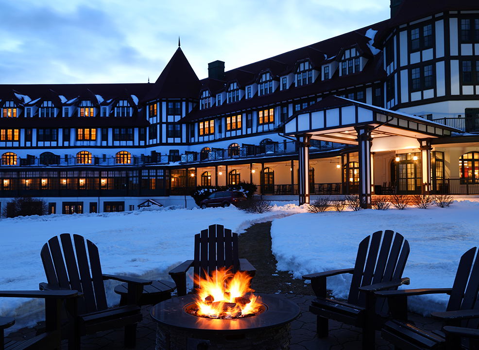 The Resort Fire Pits