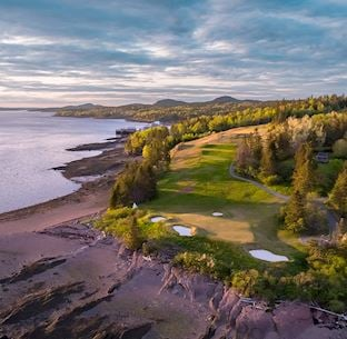 Course info at Andrews By the Sea, New Brunswick