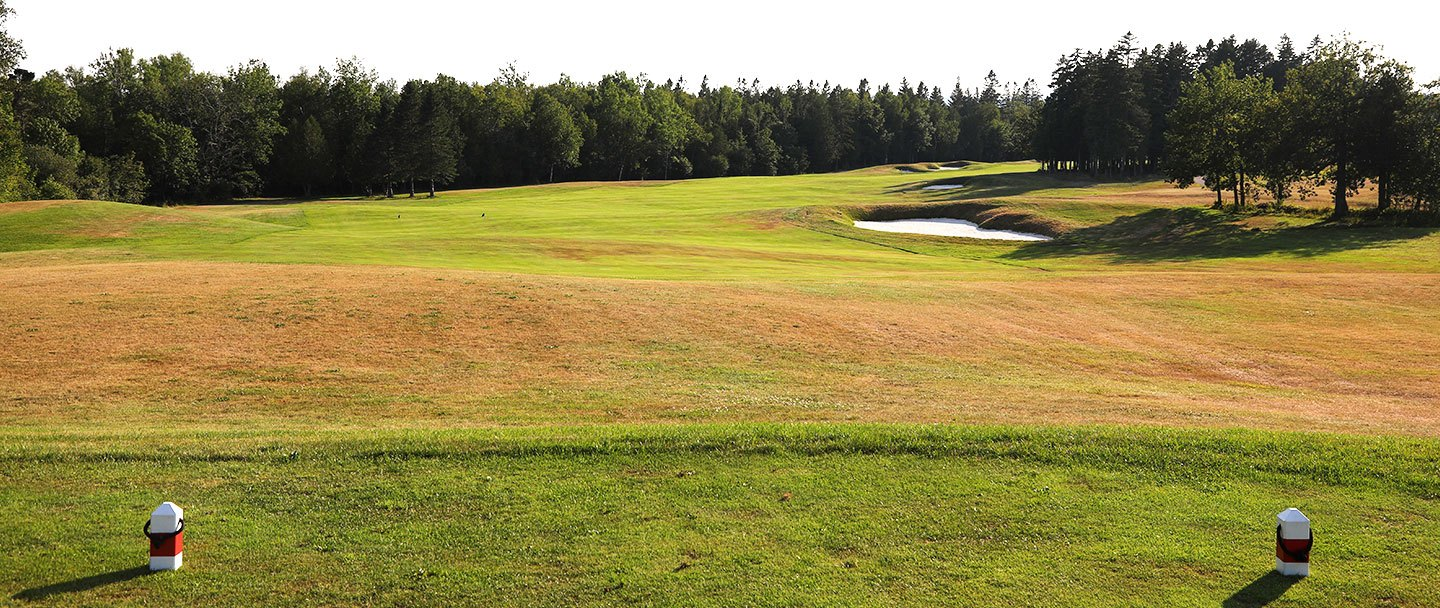 Golf hole-5 Algonquin resort, Andrews by the sea