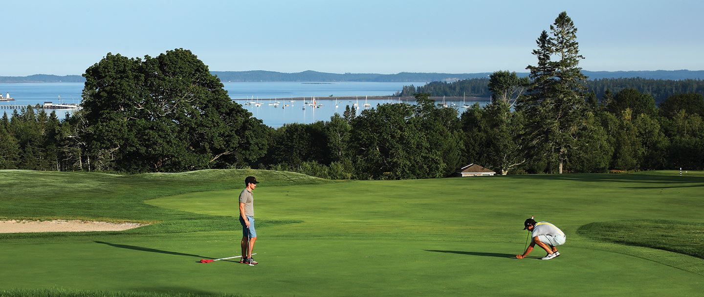 Golf tournaments & corporate outings at Algonquinresort,Andrews By The Sea
