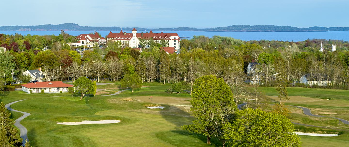 Golf price & rates at Algonquinresort,Andrews By The Sea