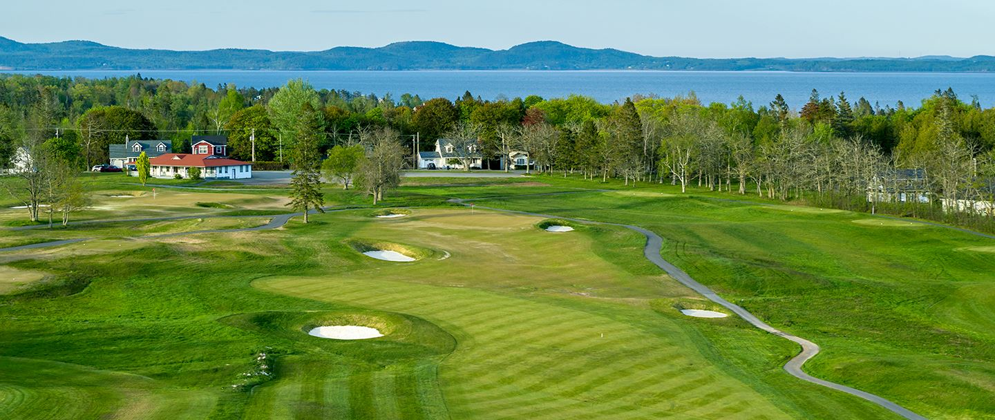 Golf Specials & packages outings at Algonquinresort,Andrews By The Sea