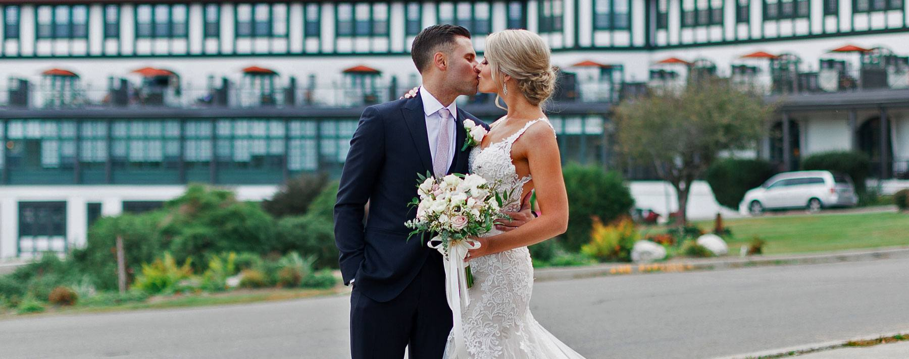 Wedding at Algonquinresort, Andrews By The Sea