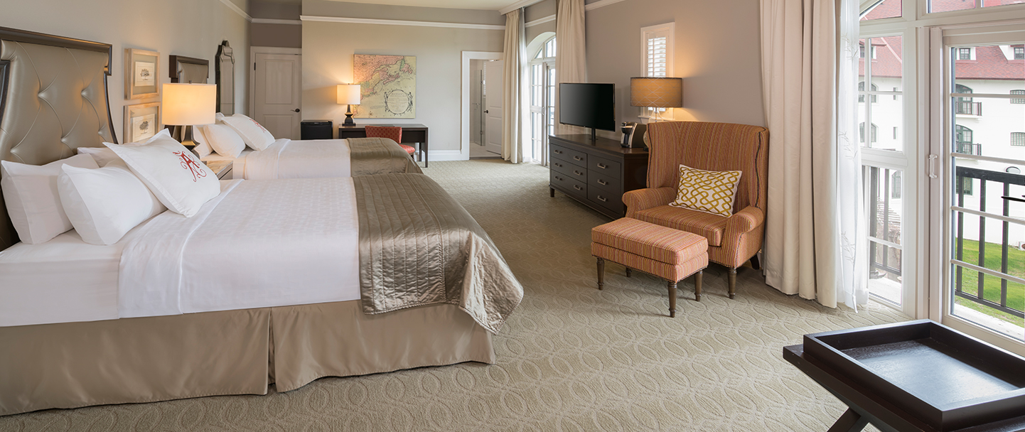 Deluxe Room at New Brunswick
