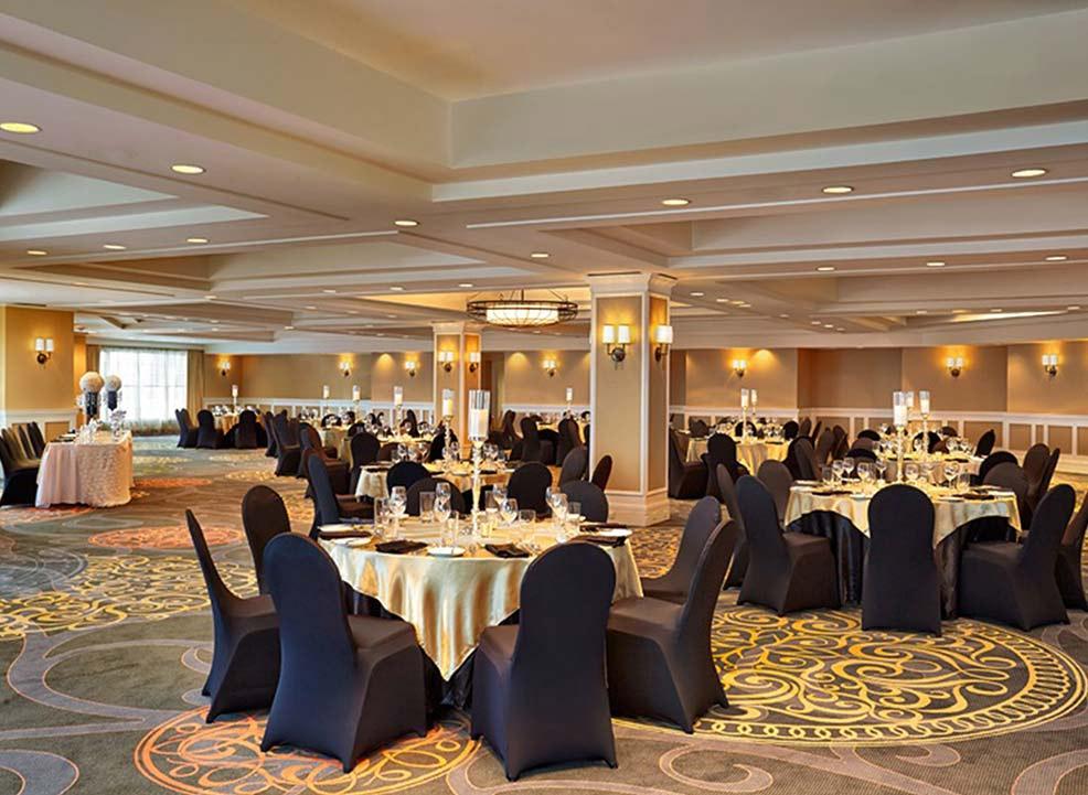 Weddings In Door Venues Shaughenssy Room at Algonquin Resort St. Andrews