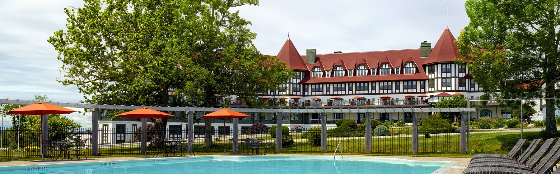 The resort About Algonquinresort, Andrews By The Sea