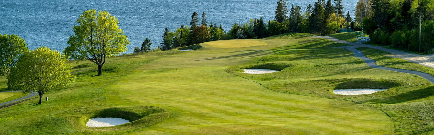 Golf green fees at Algonquinresort,Andrews By The Sea