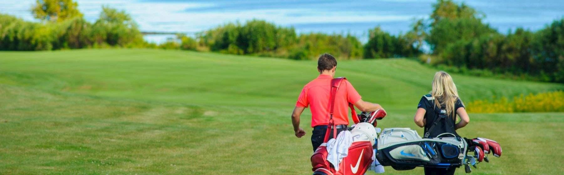 Seaside Mixed Golf Scramble