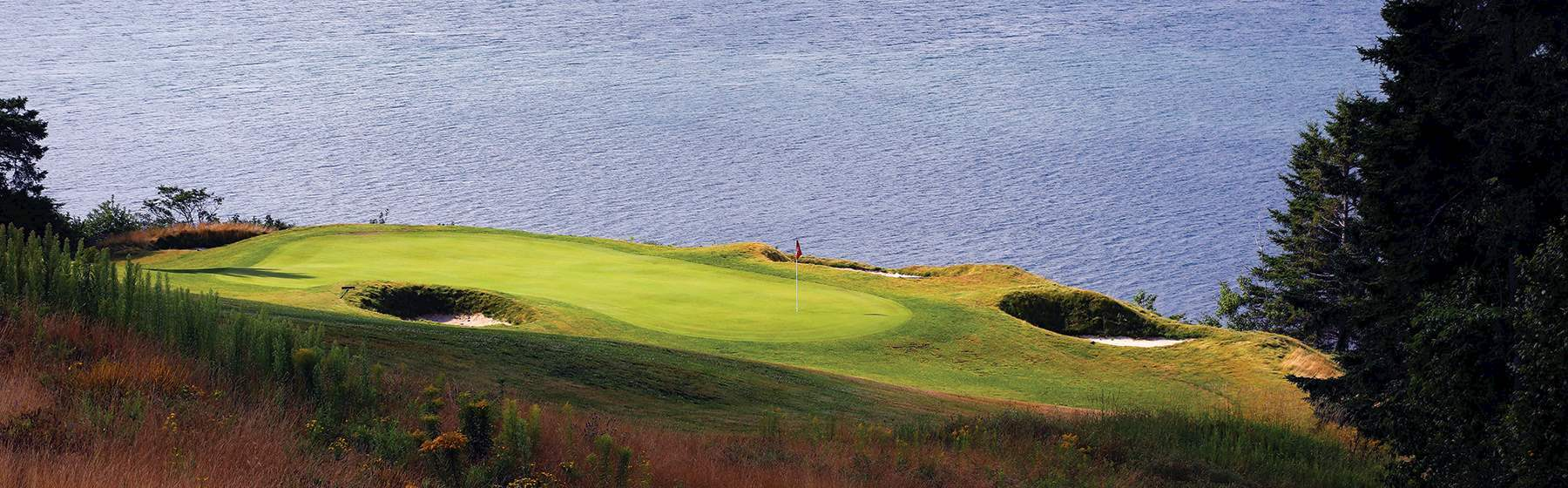 Golf history at Algonquinresort,Andrews By The Sea