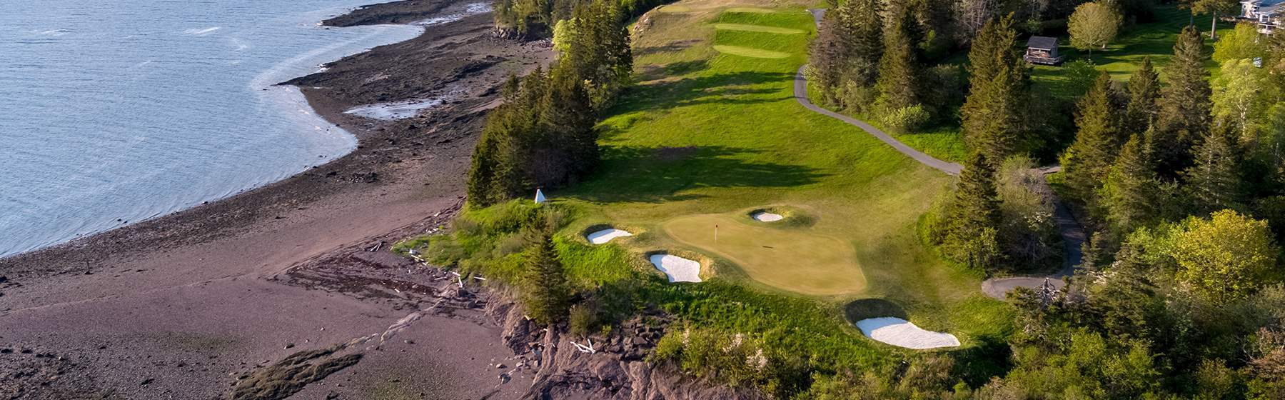Golf Renovations at Algonquinresort,Andrews By The Sea