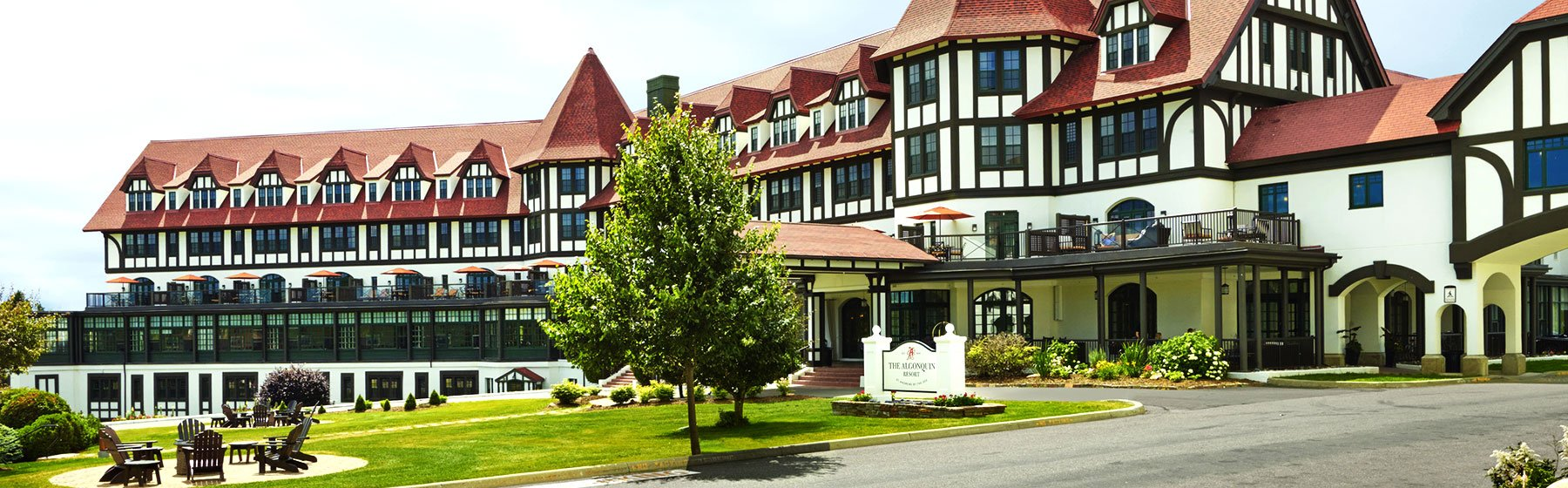 The resort at Algonquinresort, Andrews By The Sea