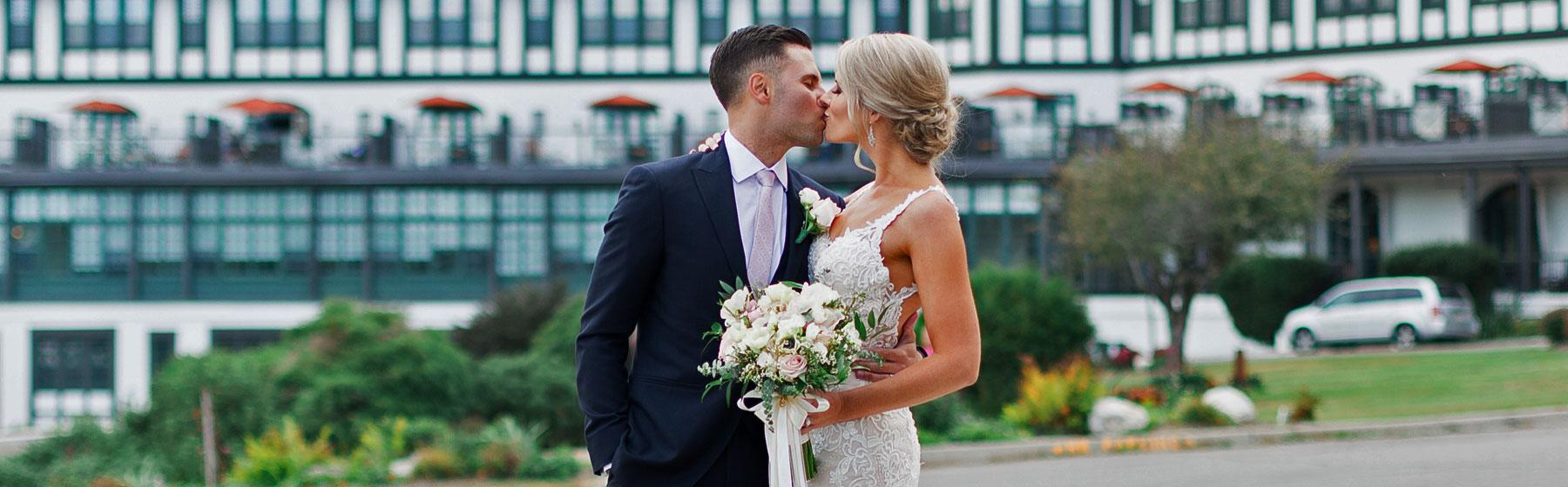 Weddings at Algonquinresort, Andrews By The Sea