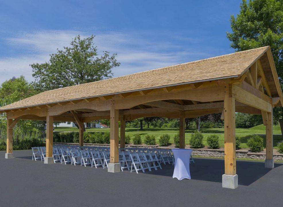 Weddings Venues Van Horne Pavilion at Algonquin Resort St. Andrews