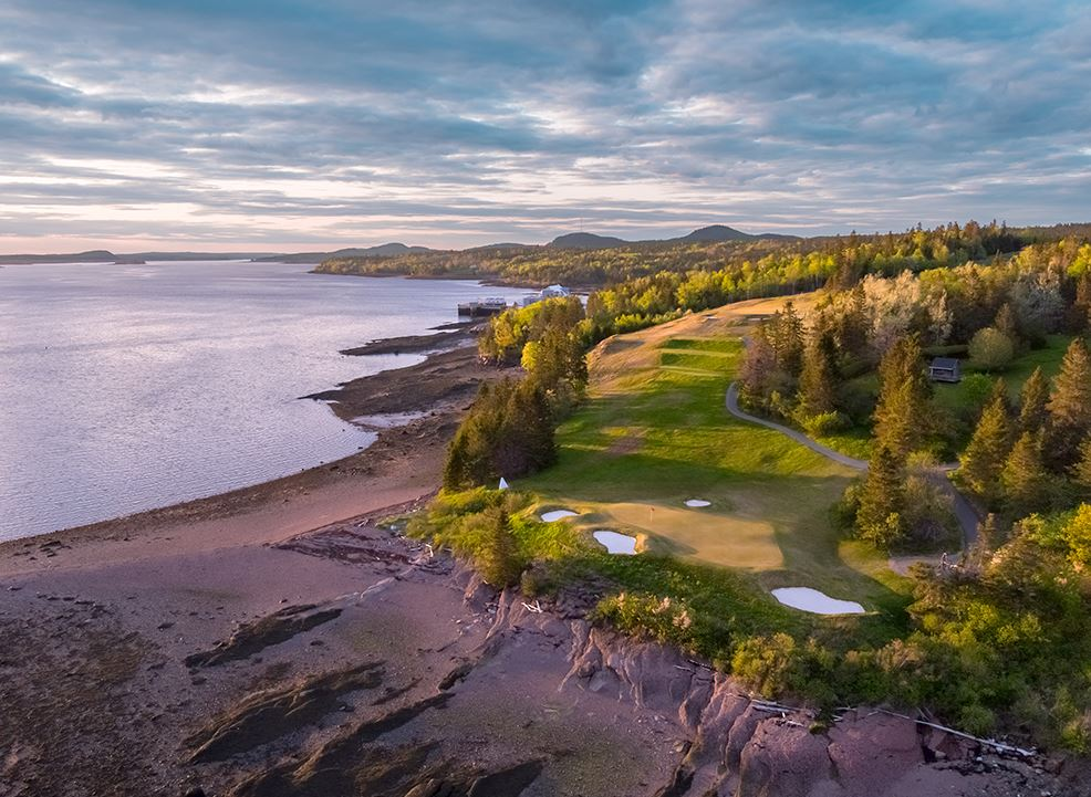 Golf stay & play at Andrews By the Sea, New Brunswick