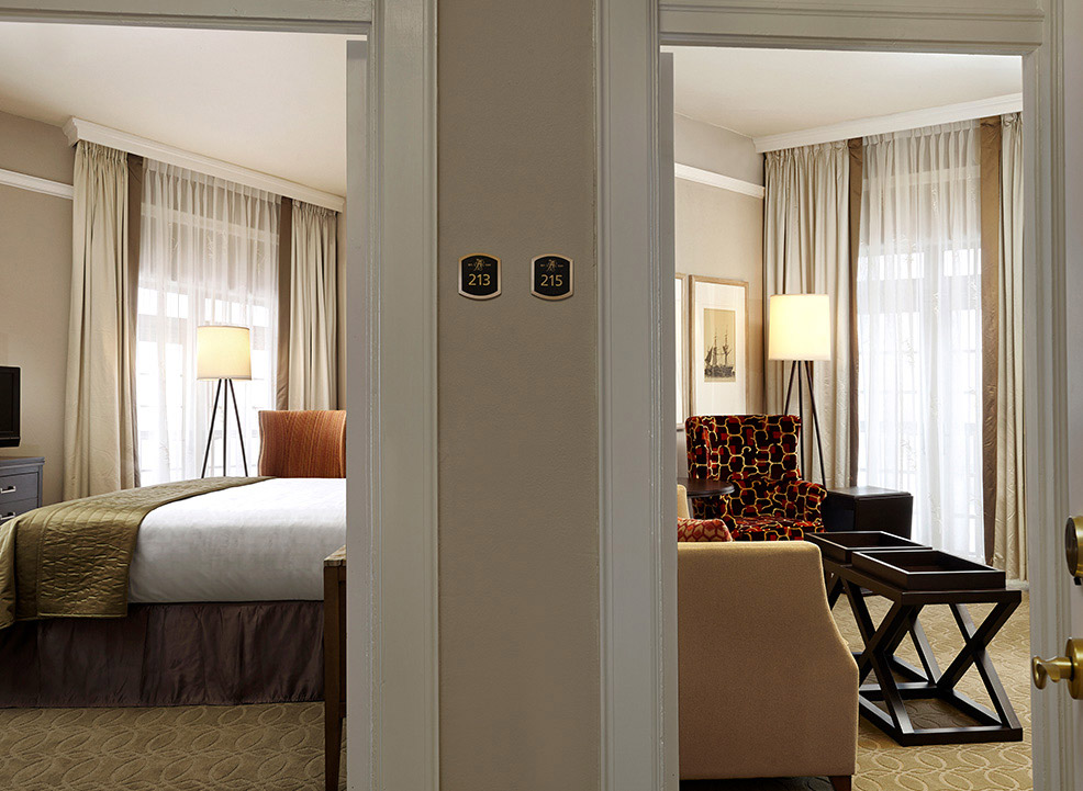 One Bedroom Suites at Algonquin New Brunswick