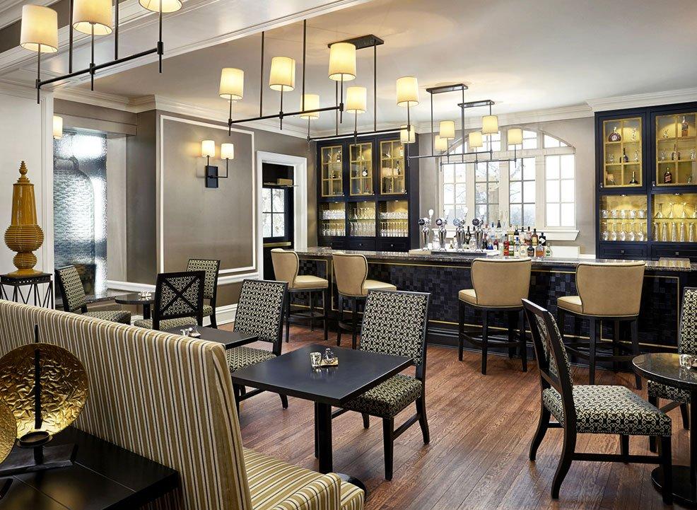 Braxton's Restaurant & Bar at Algonquin resort, Andrews By The Sea