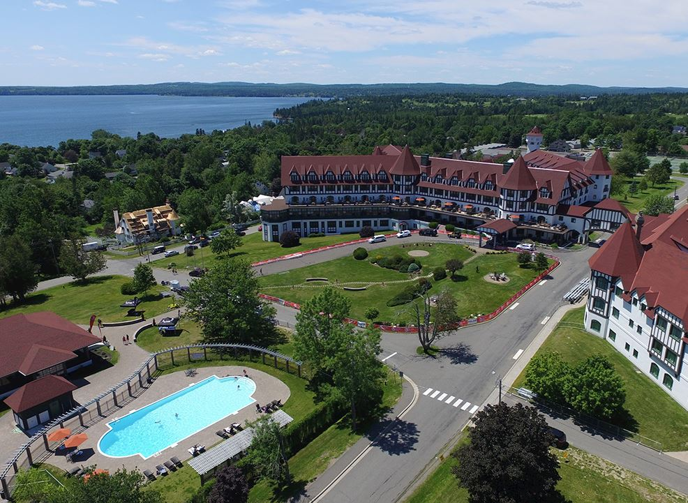 Location at Algonquinresort, Andrews By The Sea