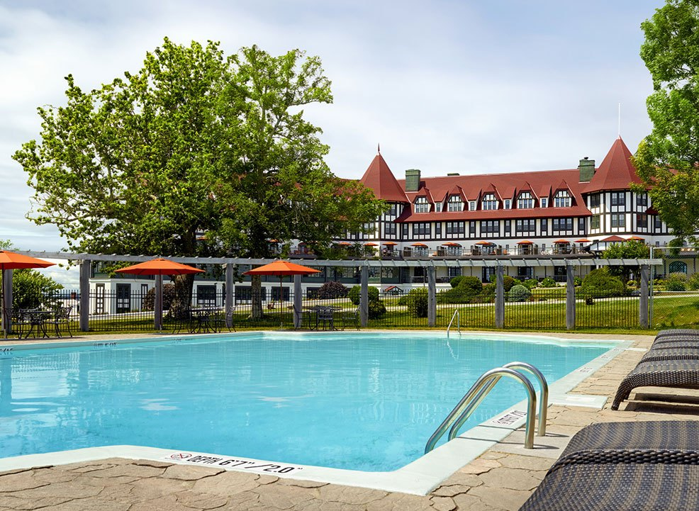 About Algonquinresort, Andrews By The Sea